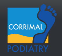 corrimal podiatry logo